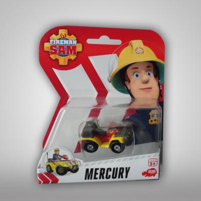 Vatrogasac Sam - Mercury