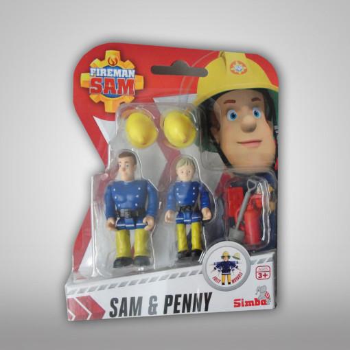 Vatrogasac Sam - Sam i Peni