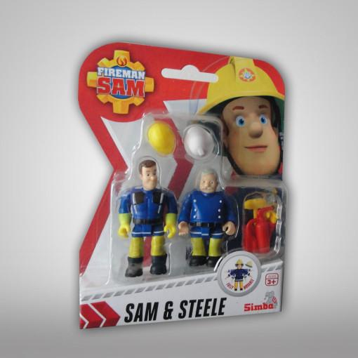 Vatrogasac-SAM-Sam-i-Steely