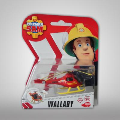 Vatrogasac Sam - Helikopter Wallaby
