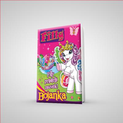 Filly bojanka - Prijatelji zauvek!