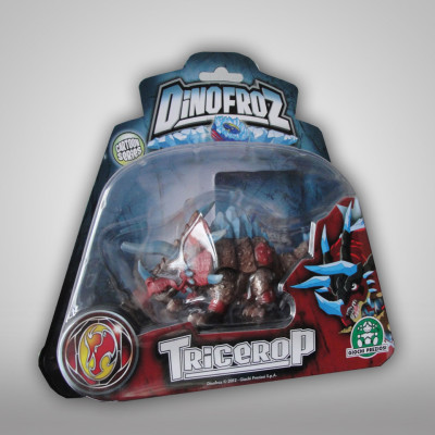 DinoFroz Triceretop