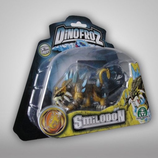 Dinofroz Smilodon
