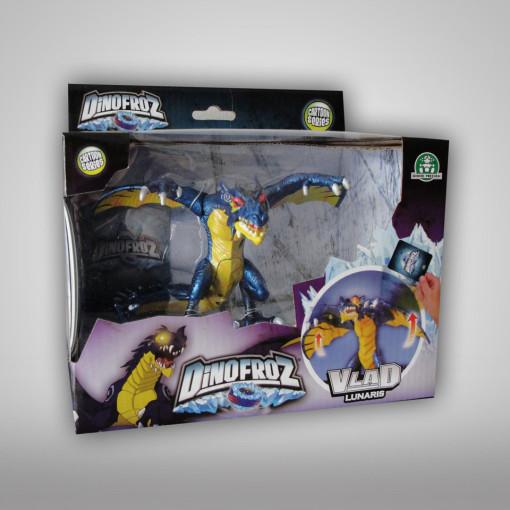 Dinofroz Vlad 15cm