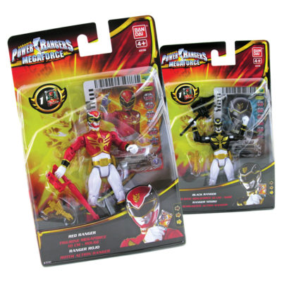 Power rangers figura